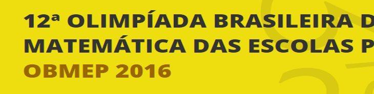 UFCG realiza premiação de alunos medalhistas na Olimpíada Brasileira de Matemática das Escolas Públicas
