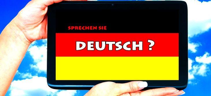 Inscrições para cursos on-line de língua alemã estão abertas