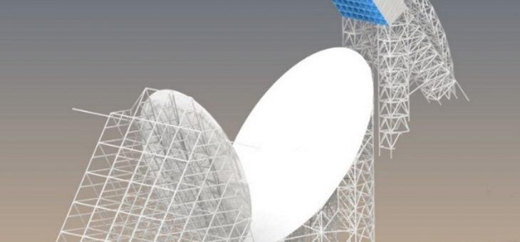 Instituições científicas construirão radiotelescópio no sertão da Paraíba
