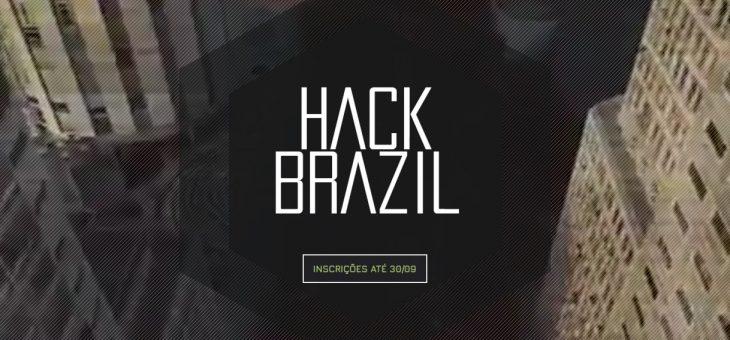 Inscrições para HackBrazil terminam neste sábado