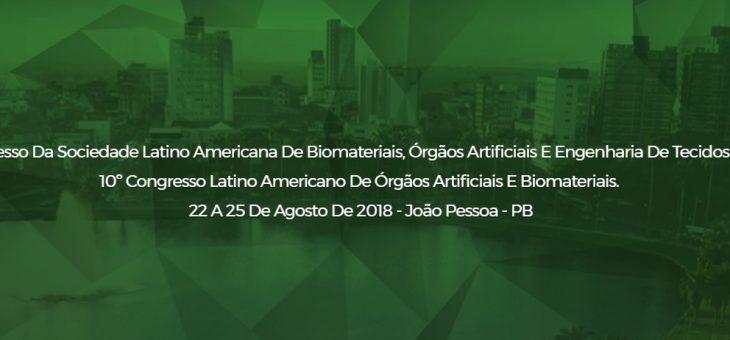 Professor renomado, cubano Peniche está no CCT e enaltece Congresso Latino-Americano de Biomateriais, a ser realizado em 2018
