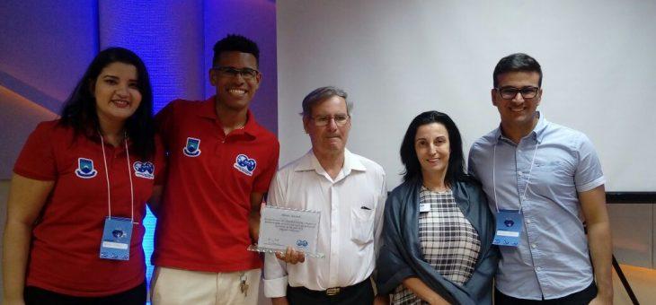 Capítulo Estudantil da UFCG é premiado como o melhor do Norte e Nordeste