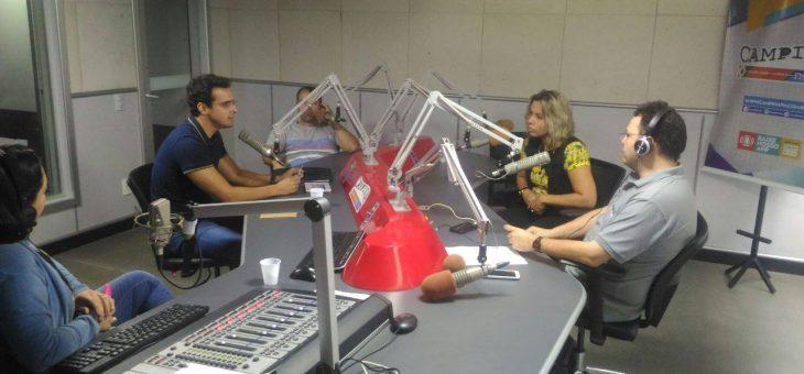 UFCG participa de debate em rádio sobre Tecnologia e Informação