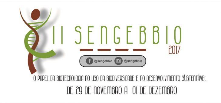 Inscrições para o II Simpósio de Engenharia de Biotecnologia e Bioprocessos do Semiárido vão até o dia 28