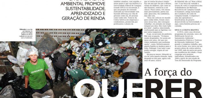 Publicada sexta edição da UFCG Revista