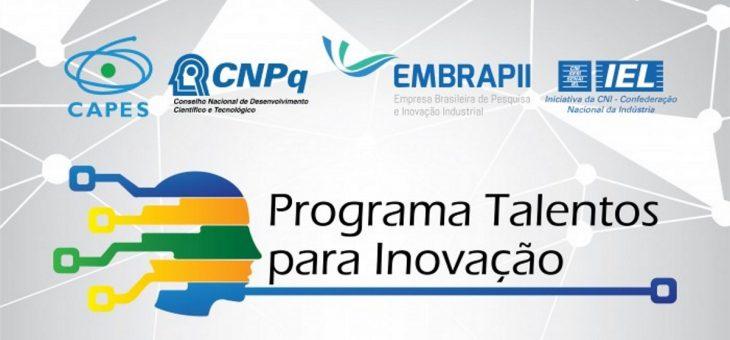 Inscrições prorrogadas para programa que oferece bolsas de até R$ 7 mil para profissionais de inovação