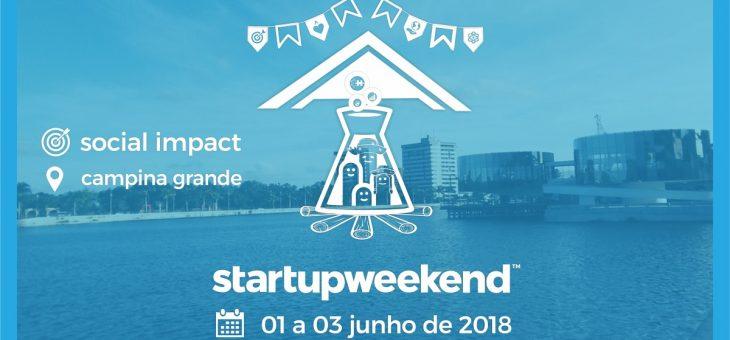 Fundação PaqTcPB apoia realização do Startup Weekend