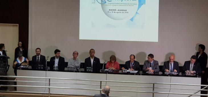 UFCG é citada como exemplo de crescimento em Congresso Internacional