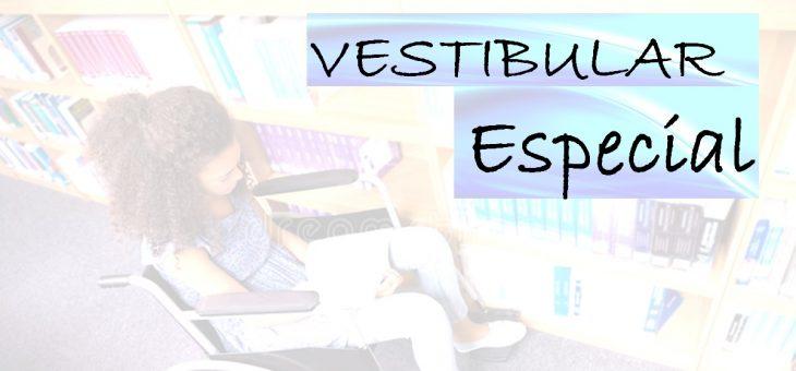 Divulgada chamada da lista de espera do Vestibular Especial da UFCG para deficientes