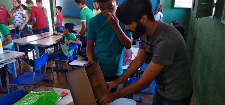Projeto de alunos de Design é aprovado em Congresso Internacional de Educação Ambiental