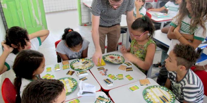 Projeto de aluno do CCT que cria jogo de tabuleiro para discutir a cultura negra é destaque na imprensa