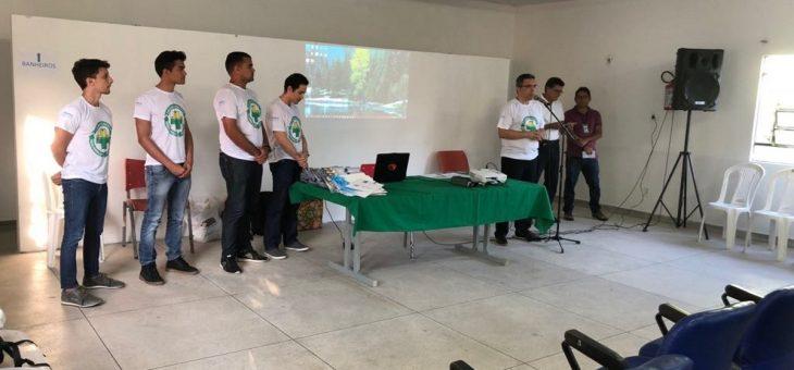 Extensionistas da UFCG realizam ação para conscientizar e instruir coletores de resíduos sobre segurança no trabalho e melhores condições de vida