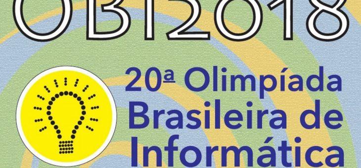 Alunos da UFCG conquistam medalhas de ouro na Olimpíada Brasileira de Informática