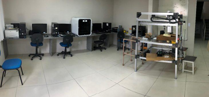 Laboratório da UFCG com reconhecimento internacional abre as portas para comunidade acadêmica e sociedade em geral