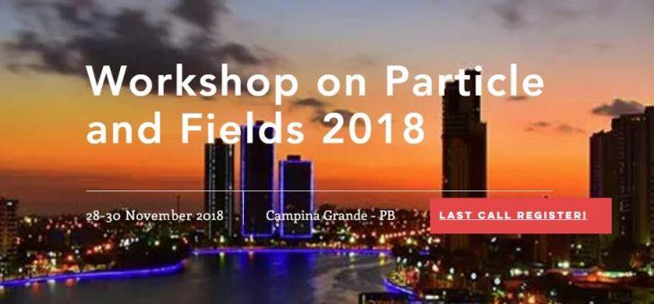 UFCG sedia workshop internacional sobre Física