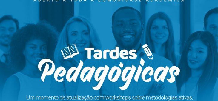 UFCG realiza evento 'Tardes Pedagógicas', com atividades abertas a toda a comunidade acadêmica